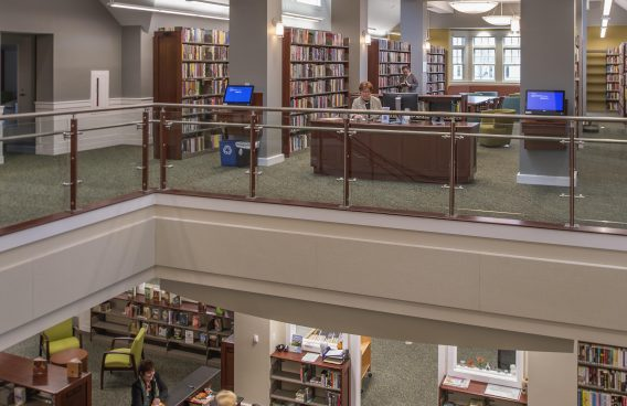 Salisbury Public Library.